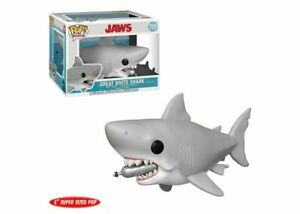 Pop-MOVIES-JAWS-759-Great-White-Shark-with-diving-tank-FUNKO