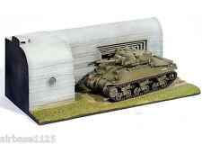 DRAGON ARMOR 1/72 Sherman Mk.V Tulip Coldstream Guards Fort Diorama - 60365