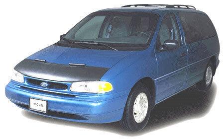 innova3.com Bras Exterior 1994-1998 Ford Mustang Hood Mask Front ...