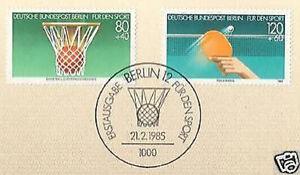 Berlin-1985-Tischtennis-Basketball-Sportmarken-Nr-732-733-1A-1712