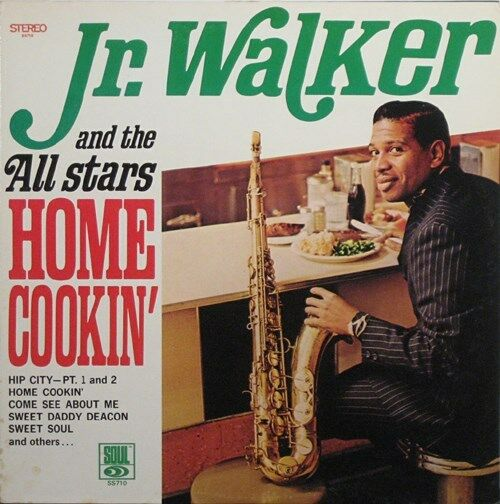 Jr. WALKER & the All Stars – Home Cookin' DEEP GROOVE 1968 LP