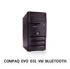 HP COMPAQ COMPUTER PENTIUM 4 USATO RICONDIZIONATO USB DVD MASTERIZZATORE