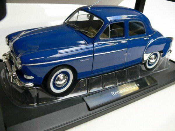 1 18 NOREV  RENAULT FREGATE 1959 Capribleu 185280  gros pas cher et de haute qualité