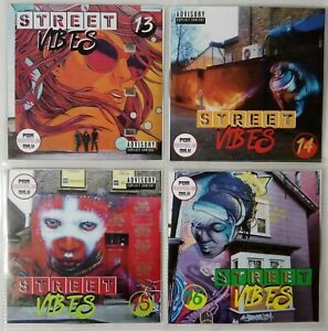 Details about Street Vibes Volume 13-16 JUMBO Pack Dancehall, Bashment,  Urban Reggae 4CD 2019