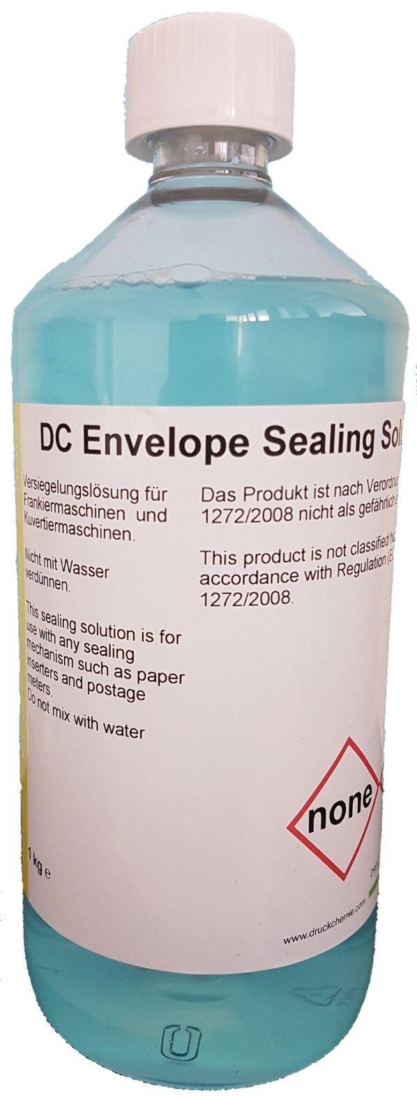 Verschließflüssigkeit Verschließflüssigkeit Verschließflüssigkeit - Sealing Fluid für KuGrüniermaschinen 12 x 1 Liter 647918