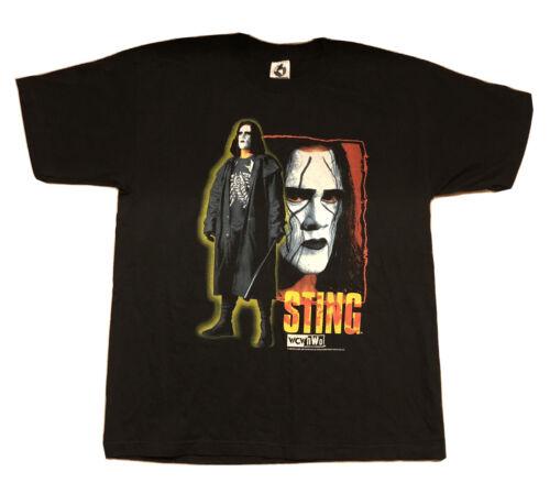 Vintage RARE 1998 WCW WWF NWO AEW Sting Wrestling