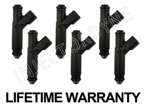 Details about Jeep Grand Cherokee WJ 99-04 4 0 Upgrade Fuel Injectors  [w/video]