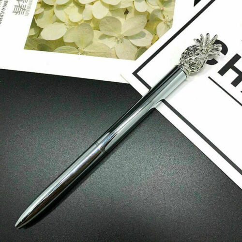 Kugelschreiber Druckkugelschreiber Kuli Farbe wählbar Rosengelbes Gold or Silber