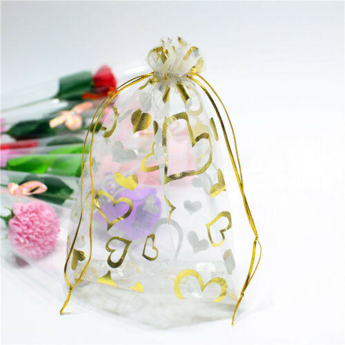 Wholesale Organza Bags Wedding Pouches Jewelry Packaging Bags//Gift Bags