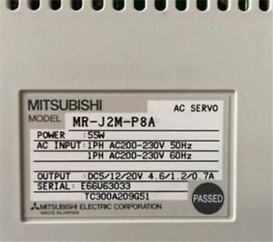 1-Stueck-Mitsubishi-Plc-Modul-Neue-MR-J2M-P8A-MRJ2MP8A-in