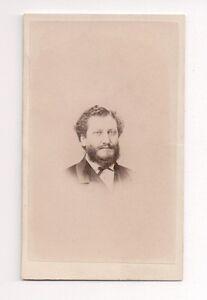 Vintage-CDV-Unknown-Civil-War-Era-Gentleman-S-M-Fassett-Photo-Chicago-Ill