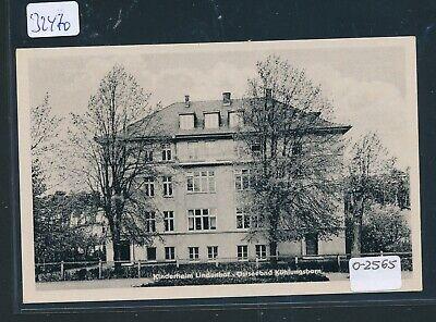 Ehrlichkeit 32470) Ak Kühlingsborn Kinderheim Lindenhof, **