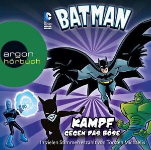 Batman-Kampf-gegen-das-Boese-Hoerbuch-CD-2015-NEU