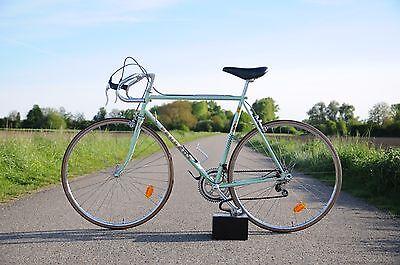 Peugeot Rennrad Grün  RH 57  1980 super Zustand ! no Fixie