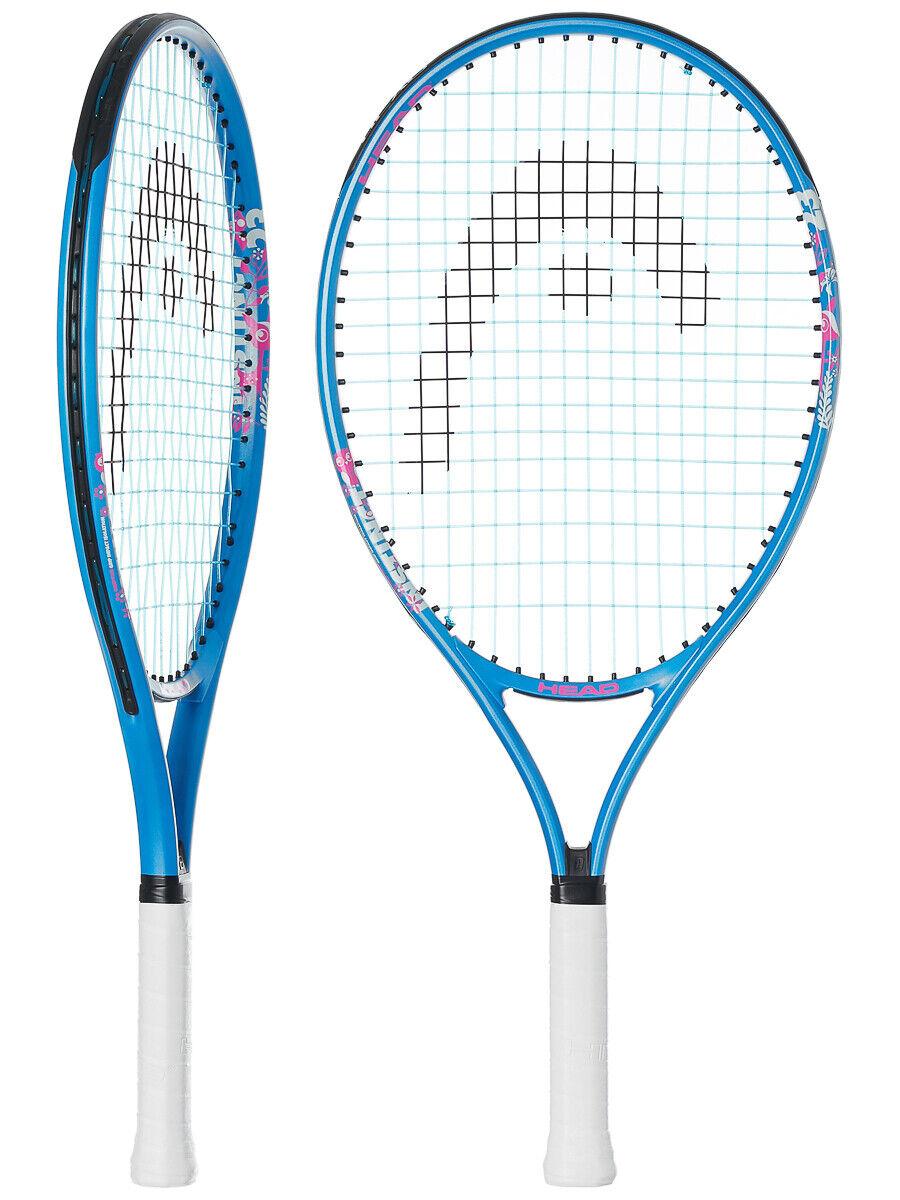 Head Novak 25 Junior Tennis Racket Age 8-10 Beginner Racquet