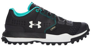 ee1a60677f7 Details about Under Armour Women's Black UA Newell Ridge Low GORE-TEX Boots  New Without Box