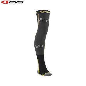 EVS Adult KNEE Guards Yellow//Black Motocross MX Off-Road Downhill MTB