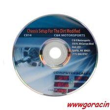 Chassis setup DVD for the IMCA,UMP DIRT MODIFIED,How to setup IMCA Modified~