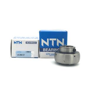 NTN-UC206D1-Insert-Bearing-30x62x19mm