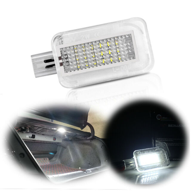 High Power White Full LED Cargo Trunk Area Light Lamp For