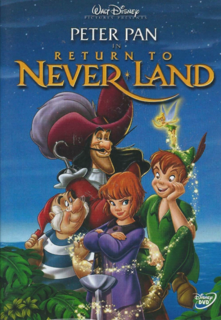 watch peter pan 2 return to neverland online free