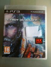 LOST PLANET 3 EDIZIONE  ITALIANA PS3  SIGILLATO