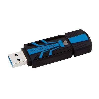 Kingston 64GB DataTraveler R3.0 G2 USB 30 Flash Drive Memory Stick Pen 120MB/s