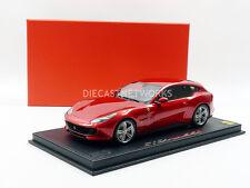 BBR Ferrari GTC4 Lusso 2016 Red Fire Color P18129D LE of 99 1/18 New Release!