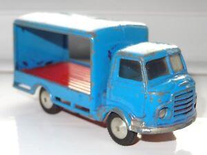 (l) Corgi Commer Karrier Bantam Dos Ouvert Camion - 455-afficher Le Titre D'origine