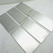 25 Thick 14 Aluminum 6061 Plate 625 X 135 Long Qty 6 Sku 137036