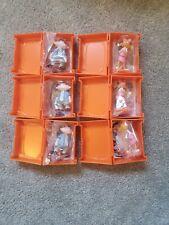 Nickelodeon Hey Arnold Arnold and Helga Hat Locket Bow Dangle Charm Enamel Pin