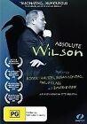 Absolute Wilson (DVD, 2007)