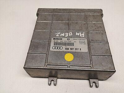 Audi A4 B5 Motorsteuergerät Steuergerät Motor 8D0907557B Bosch 0261203554//555