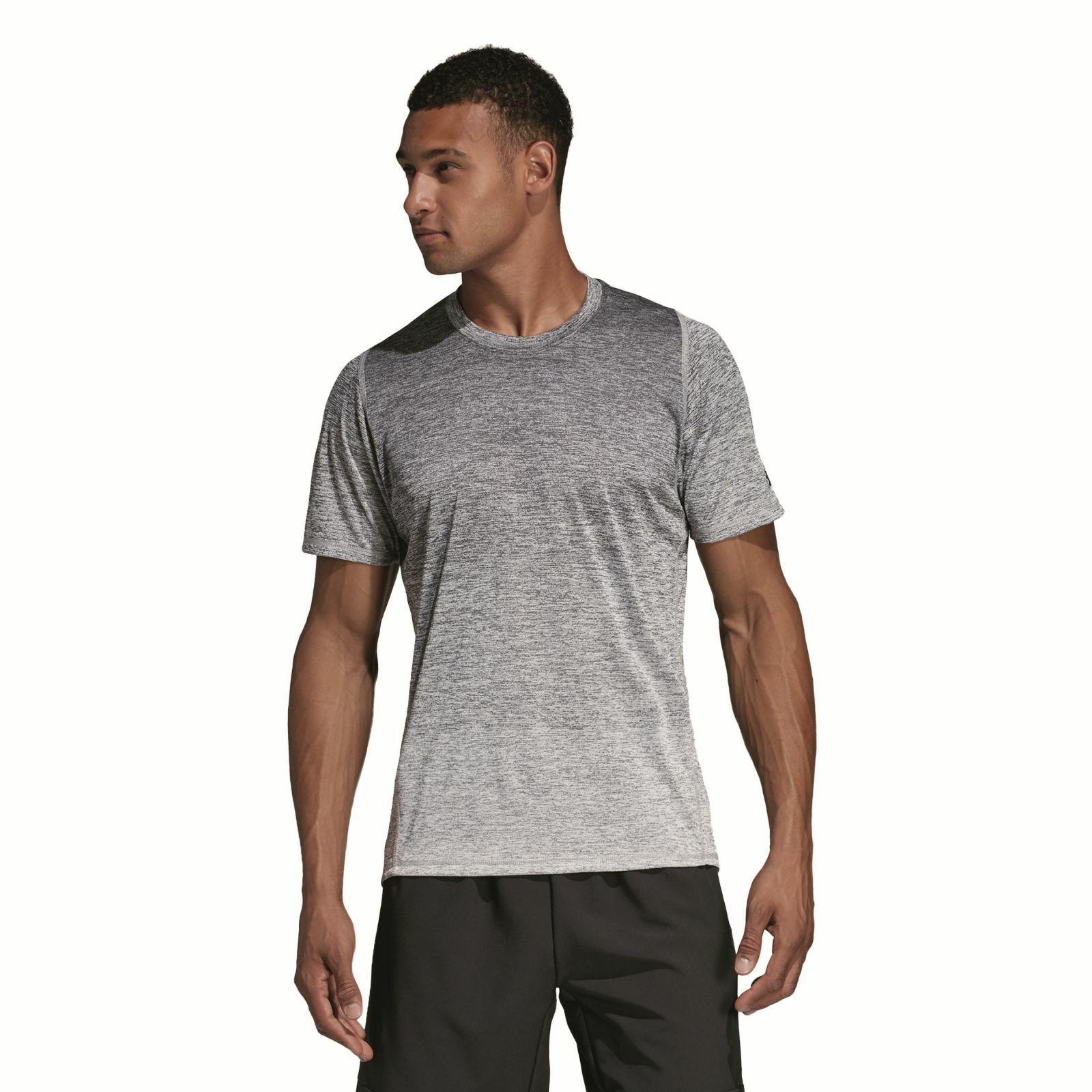 Adidas Performance Hombre Camiseta Deportiva Freelift _ 360 Degradado Gráfico