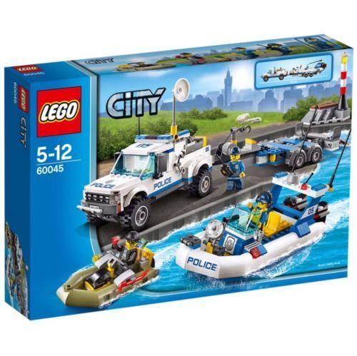 distribuzione globale LEGO 60045 città polizia PATTUGLIA Nuovo Con Scatola LEGO 60045 60045 60045  stanno facendo attività di sconto