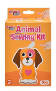 ANIMAL SEWING KITS 6 ASSORTED -TY2075 CREATE MAKE STITCH CRAFT UNICORN OWL DOG