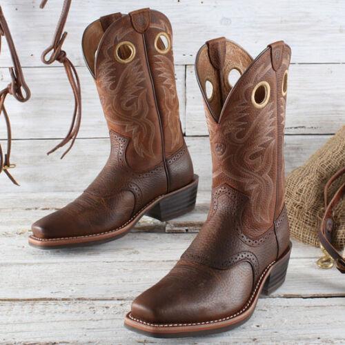 Ariat Men/'s Roughstock Boots