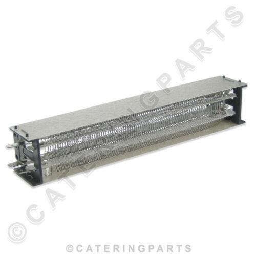 Hot Essen Schrank Platte Wärmer LH Ventilator Motor /& 2KW Heizelement 180MM