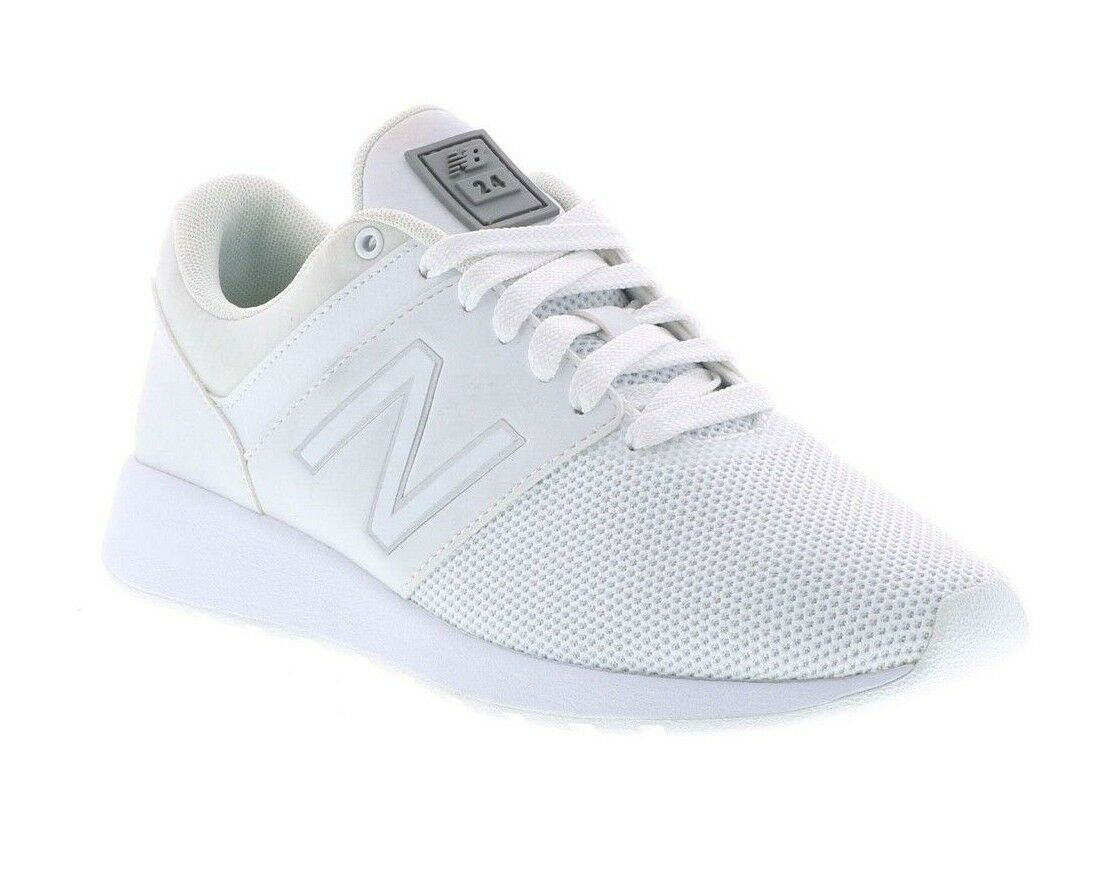 NIB - NEW BALANCE 'WRL24TB' White WALKING SHOES - 9 / 40.5