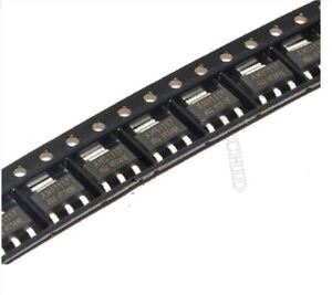 100Pcs-AMS1117-ADJ-AMS1117-LM1117-1A-SOT-223-Voltage-Regulator-nu