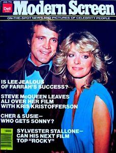 Farrah-Fawcett-Majors-Magazine-Modern-Screen-1977-V71N7-Charlie-039-s-Angels-Star