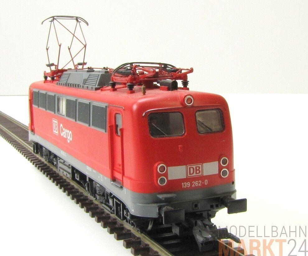 ROCO 43386 Elektrolok BR 139 der DB Cargo Ep.VI NEM KK DSS Spur H0 1 87 - OVP    Genial Und Praktisch