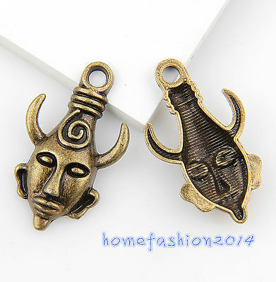 10pcs Super Natural Dean Winchester Egyptian Protection Amulet Pendants Findings