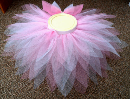 Pretty as A Flower Tutu for Girls Bright colours excellent for dance or Party