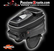 Borsa serbatoio universale tank bag moto Kappa ra301 5-7 lt magnetica