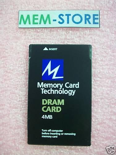 4MB DRAM Memory Card for HP LaserJet 5L 6L C3148A