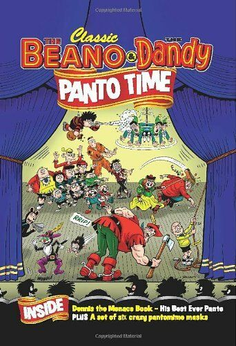 Beano and Dandy Giftbook 2013 (Annuals 2013),