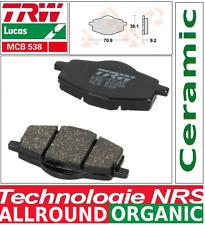Jeu 2 Mâchoires frein Arrière TRW Lucas MCS953 Yamaha DT 125 LC 82-84 10V