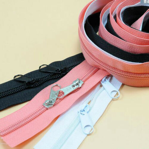 22 Stück Mixed Zipper Repair Kit Zip Slider Stop Replacement Fix Your Own