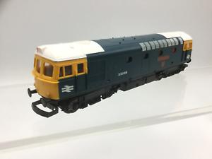 Lima-205174-OO-Gauge-BR-Blue-Class-33-No-33056-The-Burma-Star